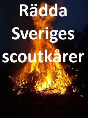 Rädda Sveriges scoutkårer